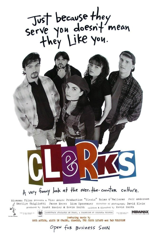 Clerks (1994) - Kevin Smith