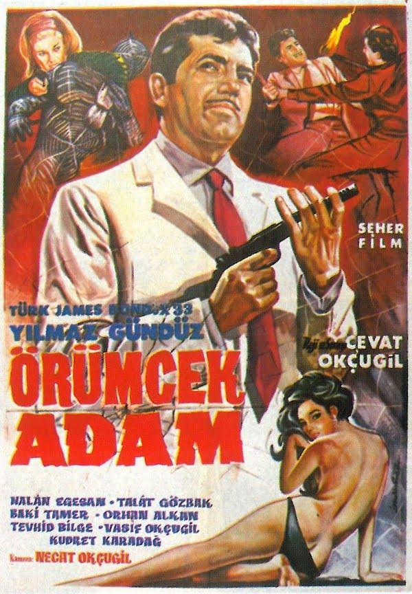 Örümcek Adam (1966) - Cevat Okçugil