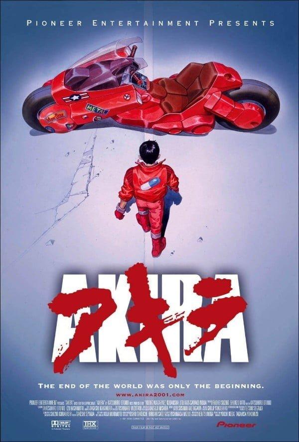 Akira (1988) - Katsuhiro Ôtomo