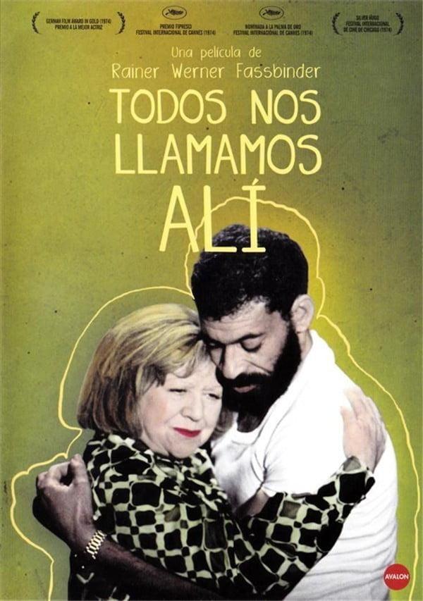 Ali: Fear Eats the Soul (1974) - Rainer Werner Fassbinder