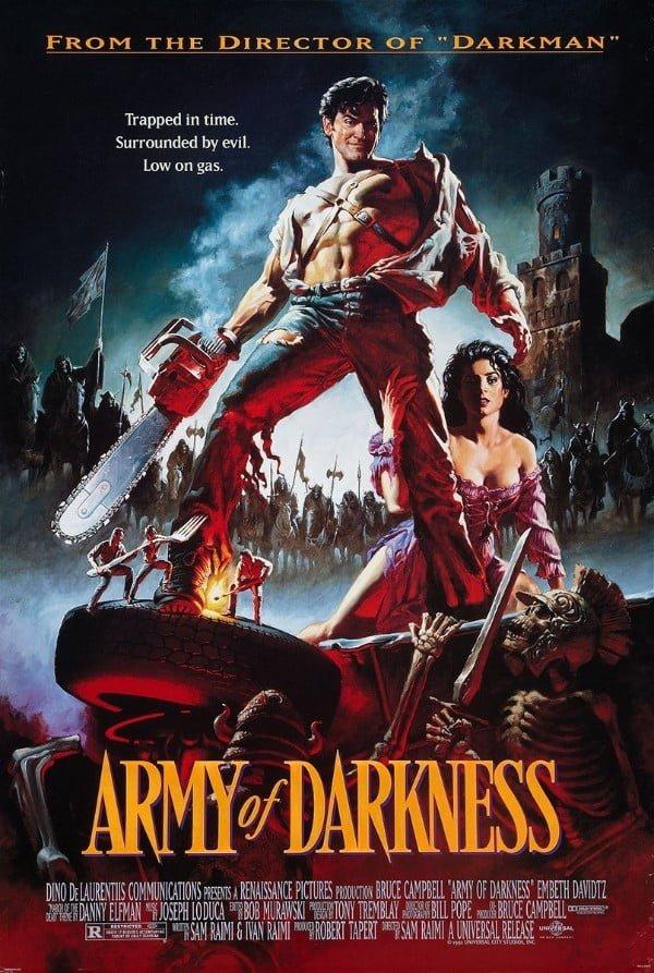 Army of Darkness (1992) - Sam Raimi