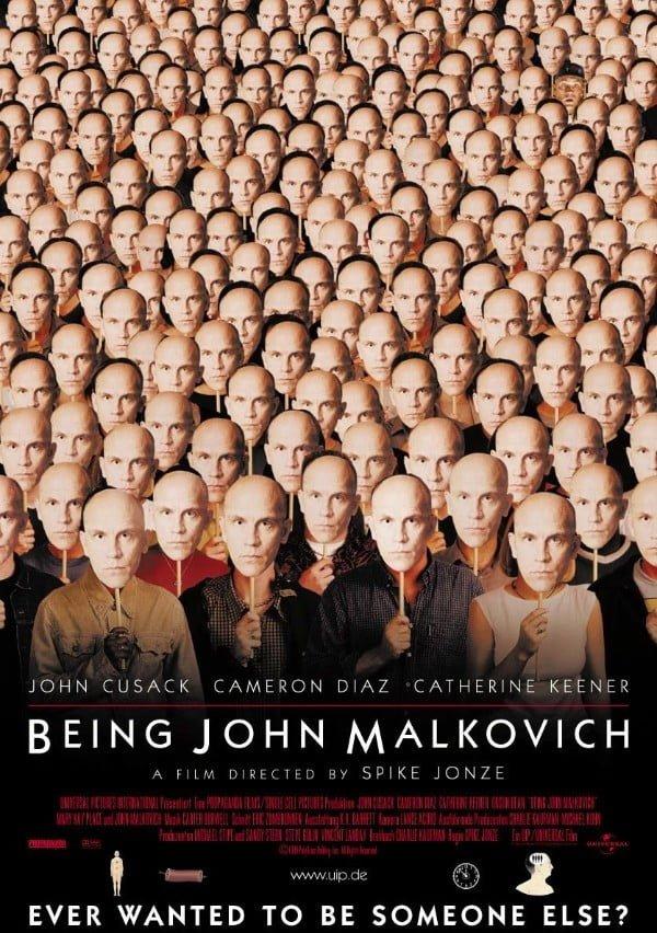 Being John Malkovich (1999) - Spike Jonze