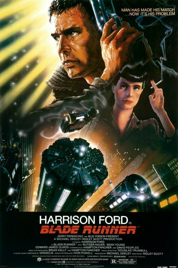 Blade Runner (1982) - Ridley Scott