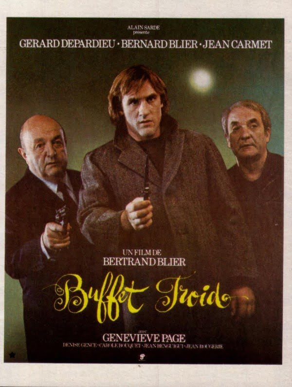Cold Cuts (Buffet Froid) (1979) - Bertrand Blier