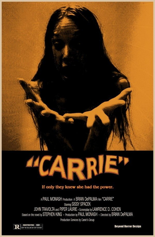 Carrie (1976) - Brian De Palma