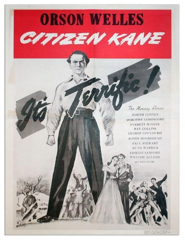 Citizen Kane (1941) - Orson Welles