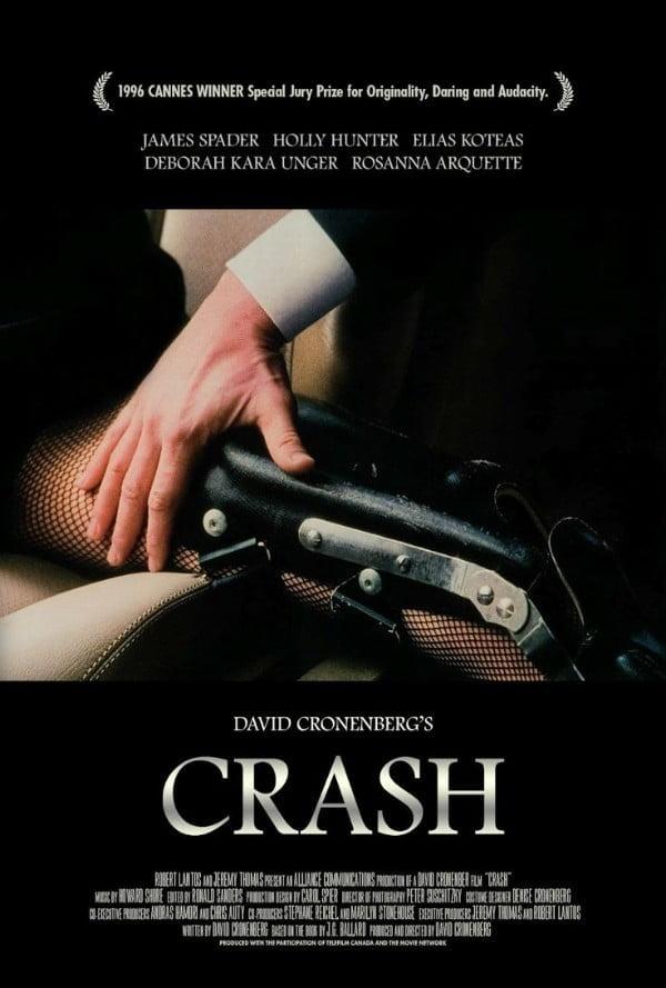 Crash (1996) - David Cronenberg