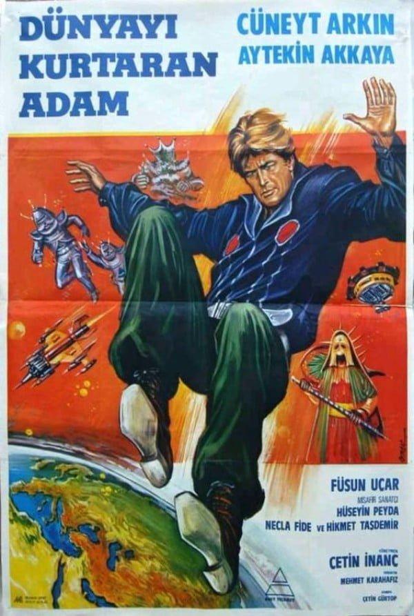 Dünyayı Kurtaran Adam (1982) - Çetin İnanç