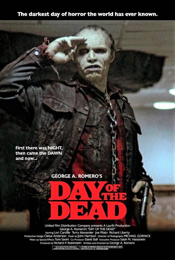 Day of the Dead (1985) - George A. Romero