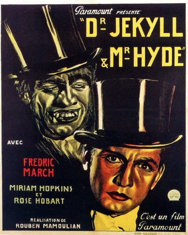 Dr. Jekyll and Mr. Hyde (1931) - Rouben Mamoulian