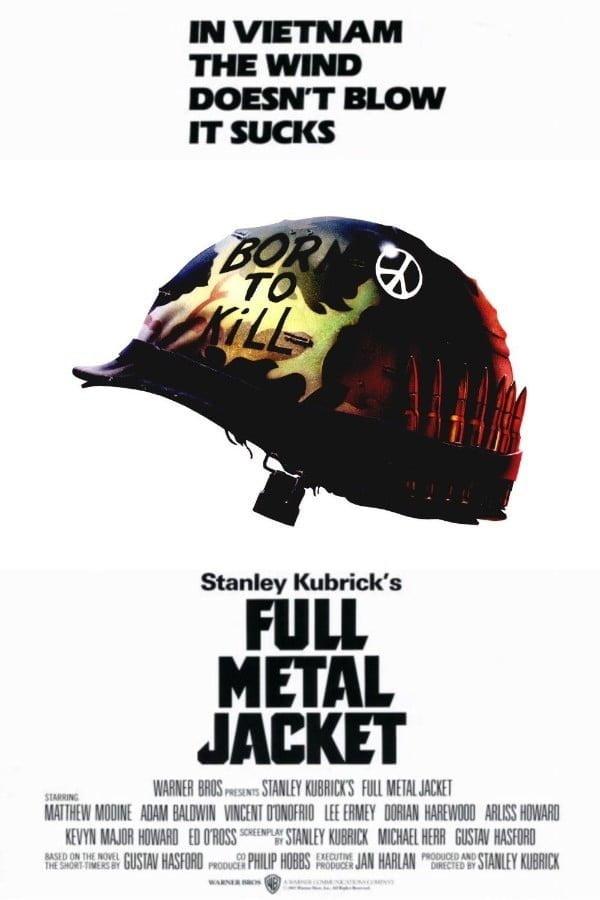 Full Metal Jacket (1987) - Stanley Kubrick