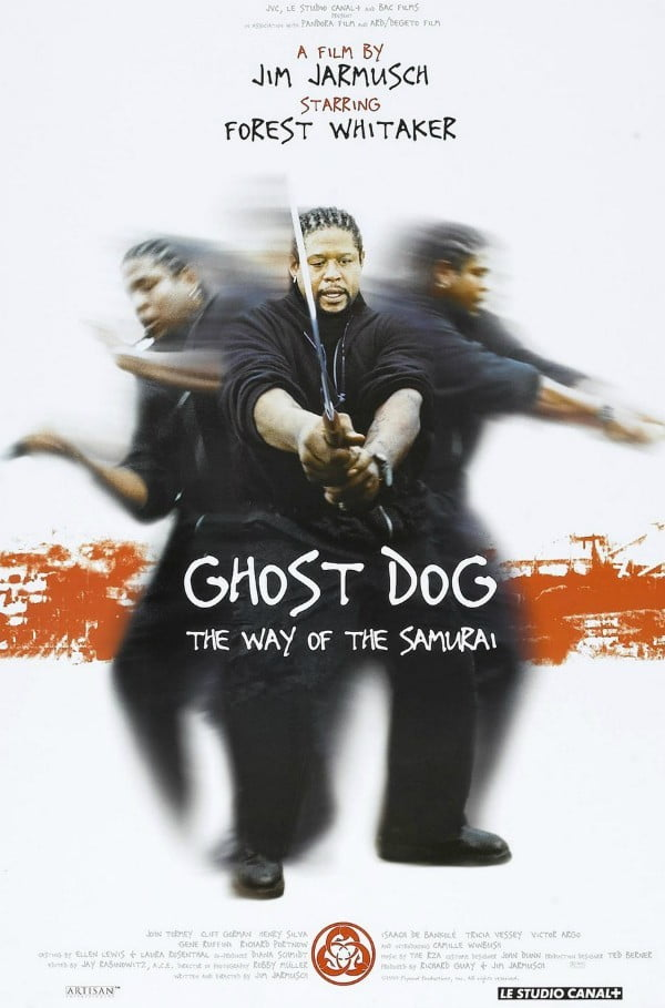 Ghost Dog: The Way of the Samurai (1999) - Jim Jarmusch
