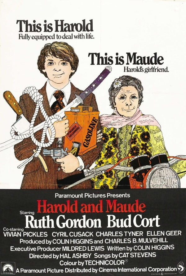 Harold and Maude (1971) - Hal Ashby