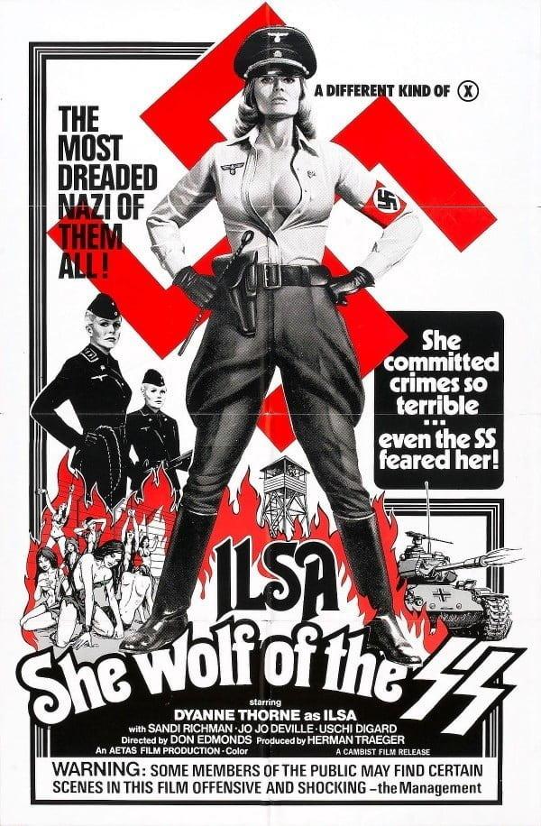 Ilsa: She Wolf of the SS (1975) - Don Edmonds