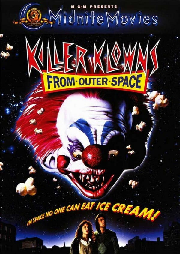 Killer Klowns from Outer Space (1988) - Stephen Chiodo