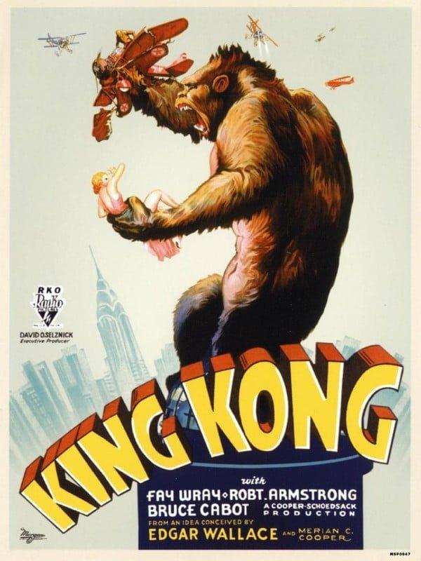 King Kong (1933) - Merian C. Cooper, Ernest B. Schoedsack