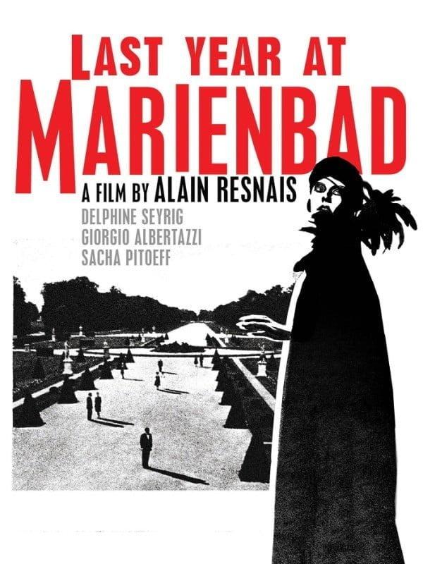 Last Year at Marienbad (L'année dernière à Marienbad) (1961) - Alain Resnais