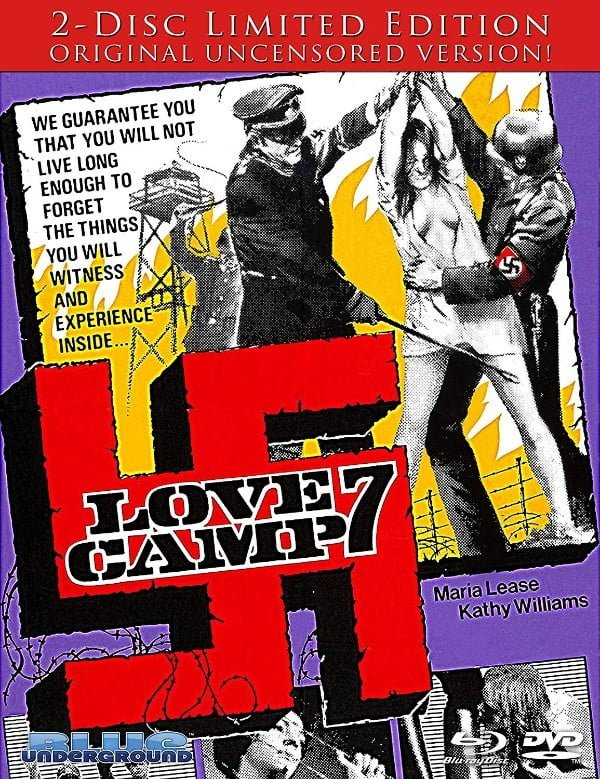 Love Camp 7 (1969) - Lee Frost