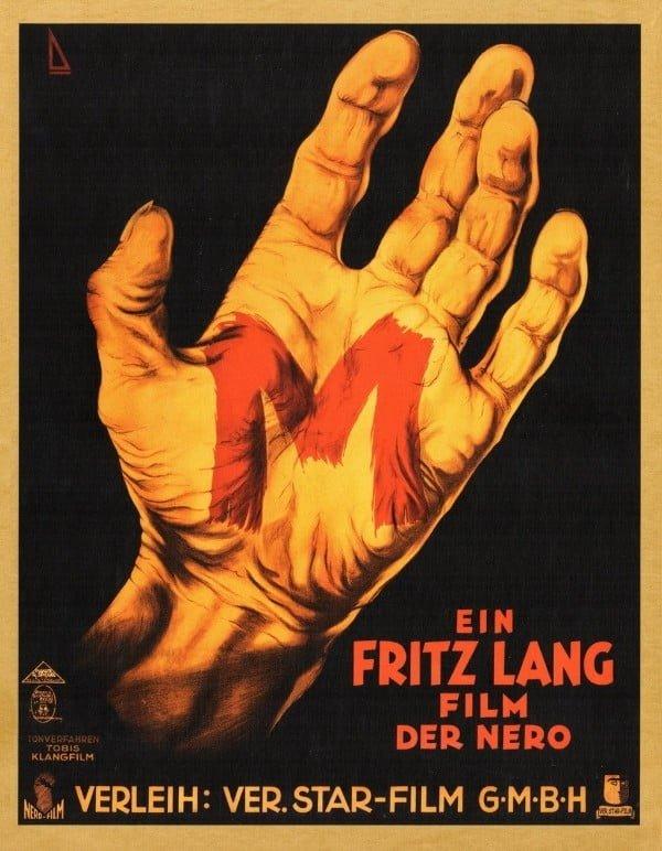M (Eine Stadt sucht einen Mörder) (1931) - Fritz Lang