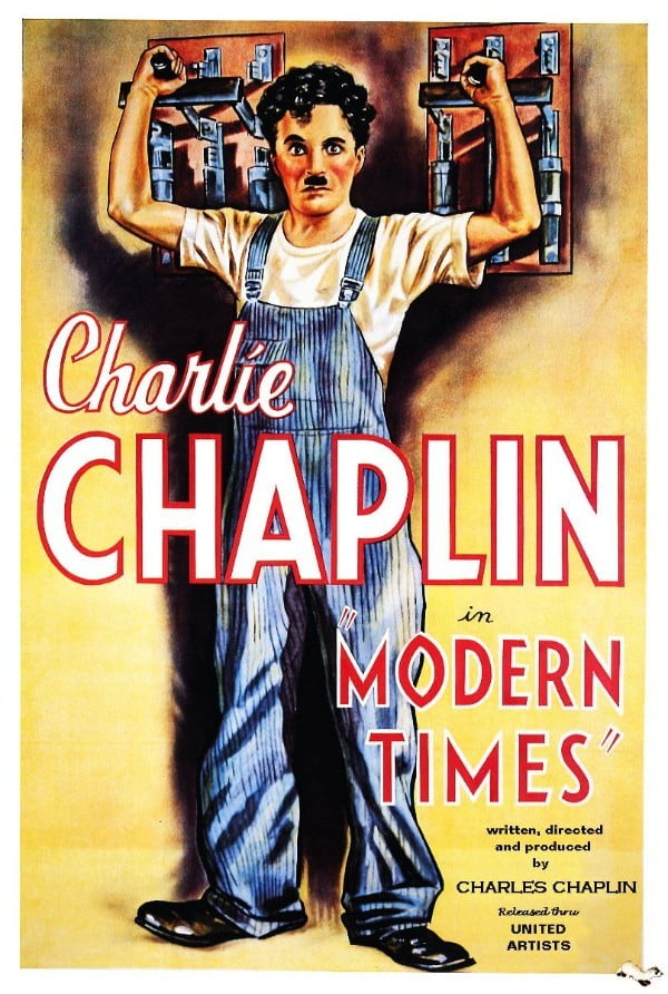 Modern Times (1936) - Charles Chaplin