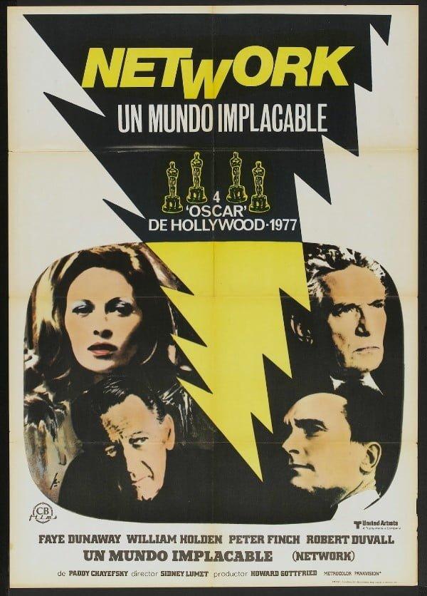 Network (1976) - Sidney Lumet