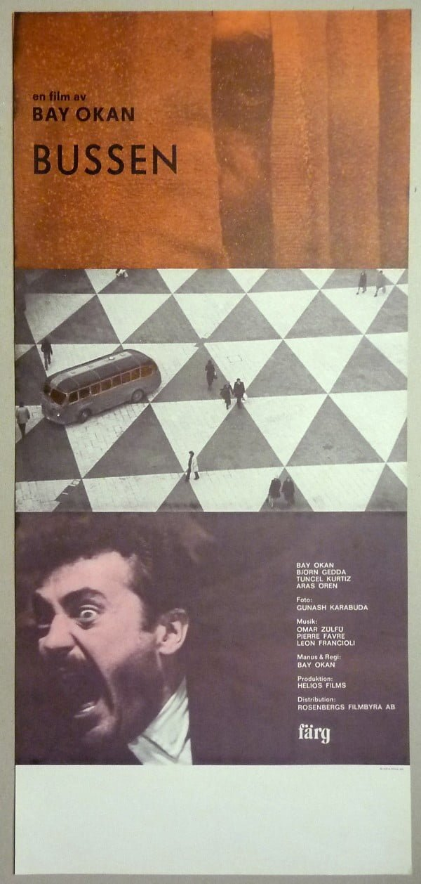 Otobüs (1975) - Tunç Okan