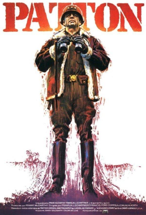 Patton (1970) - Franklin J. Schaffner