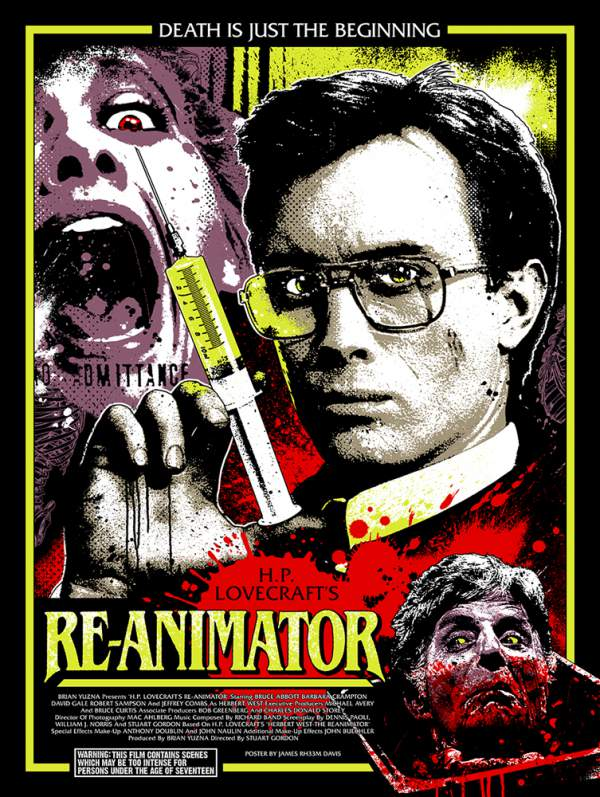 Re-Animator (1985) - Stuart Gordon