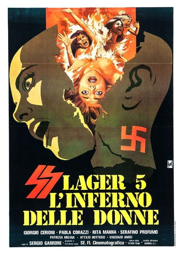 SS Camp 5: Women's Hell (SS Lager 5: L'inferno Delle Donne ) (1977) - Sergio Garrone