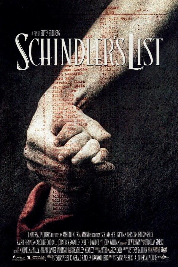 Schindler's List (1993) - Steven Spielberg