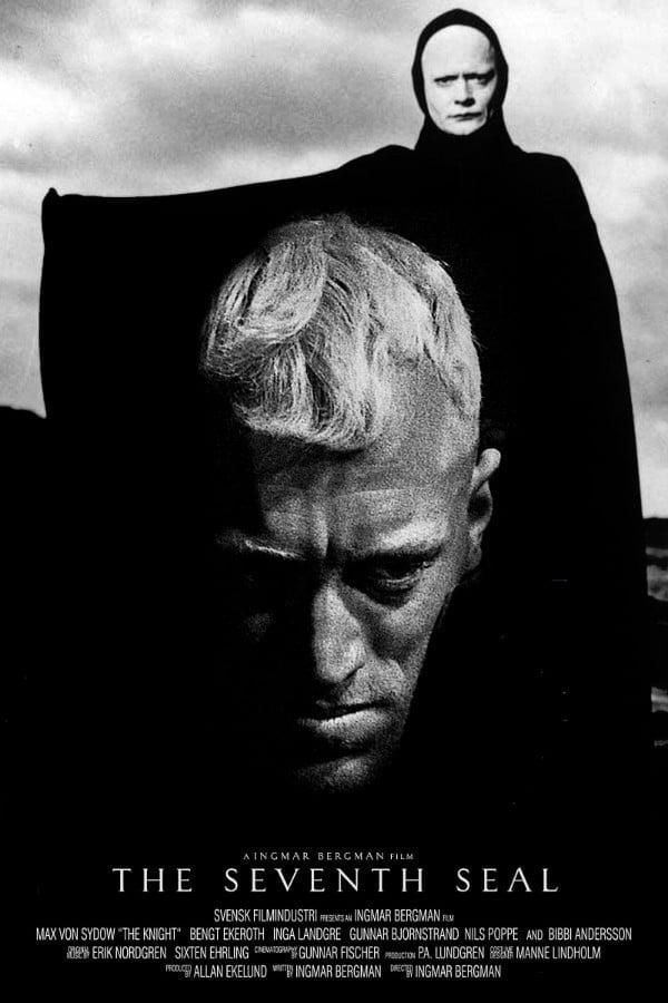 The Seventh Seal (Det sjunde inseglet) (1957) - Ingmar Bergman