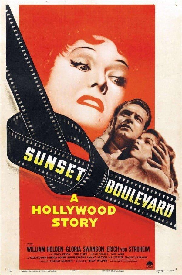 Sunset Boulevard (Sunset Blvd.) (1950) - Billy Wilder