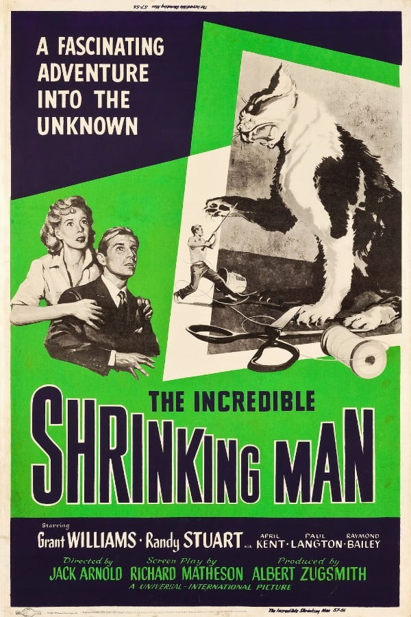 The Incredible Shrinking Man (1957) - Jack Arnold