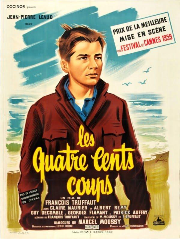 The 400 Blows (1959) - François Truffaut