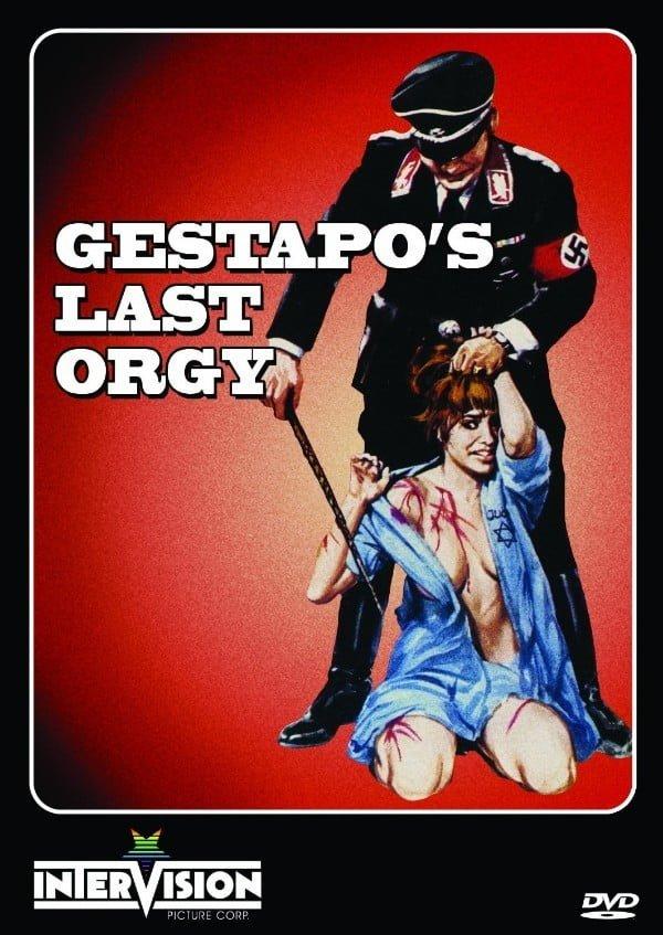 The Gestapo's Last Orgy (1977) - Cesare Canevari