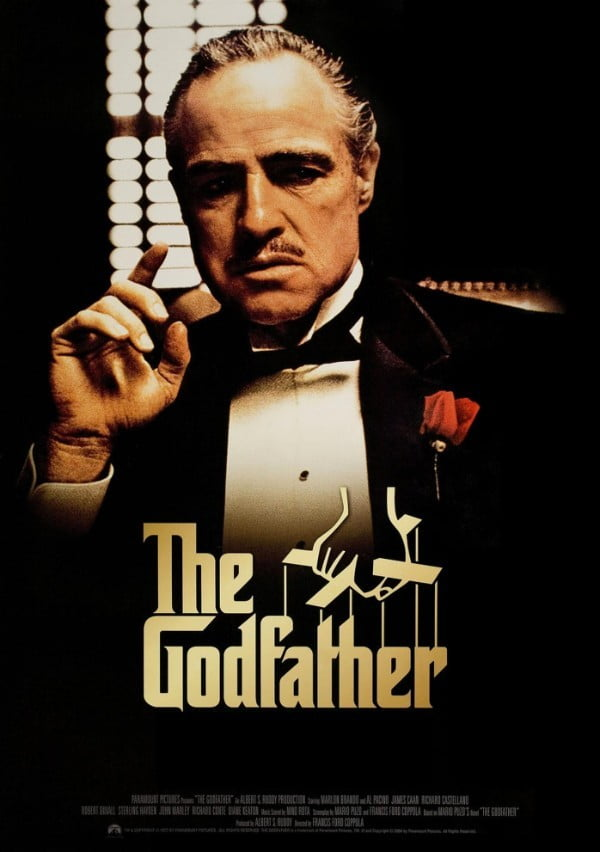 The Godfather (1972) - Francis Ford Coppola