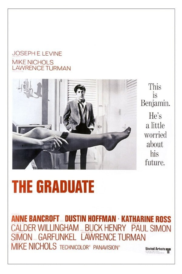 The Graduate (1967) - Mike Nichols