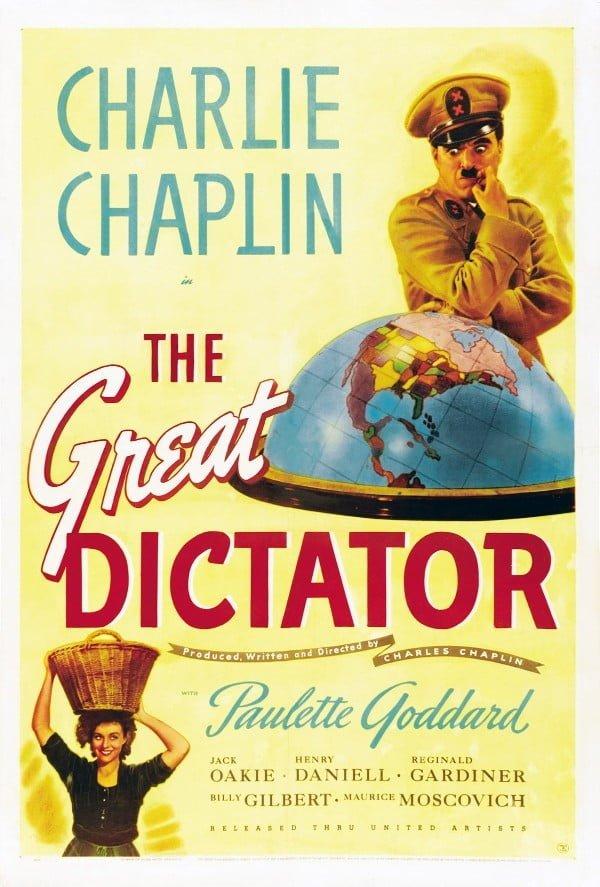 The Great Dictator (1940) - Charles Chaplin