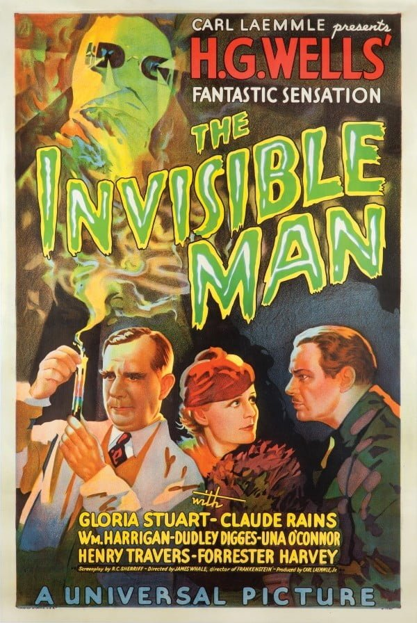 The Invisible Man (1933) - James Whale