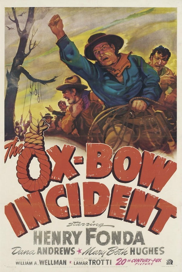The Ox-Bow Incident (1943) - William A. Wellman