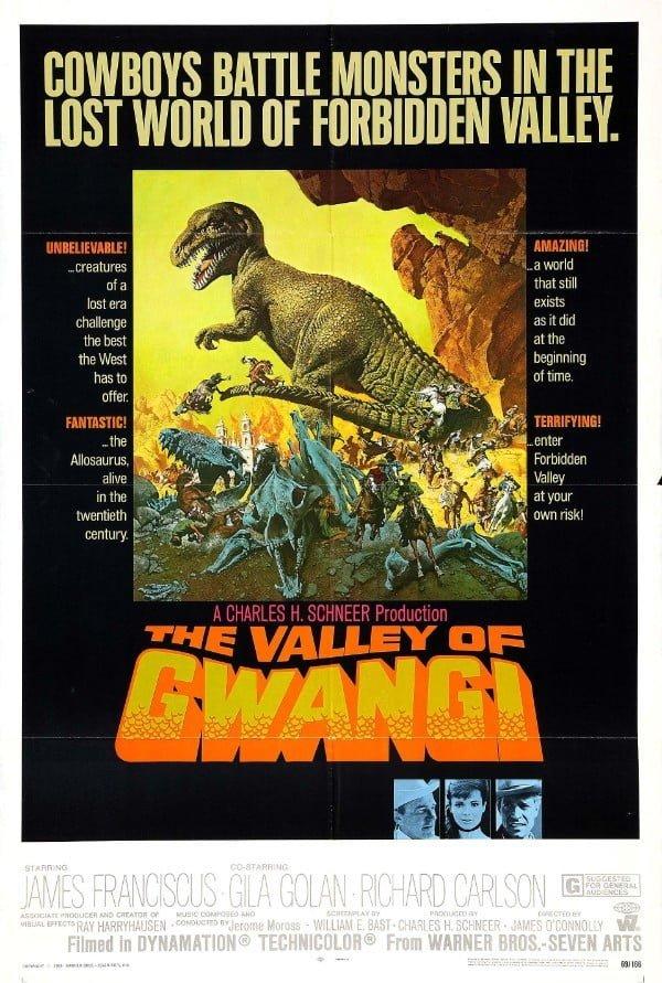 The Valley of Gwangi (1969) - Jim O'Connolly
