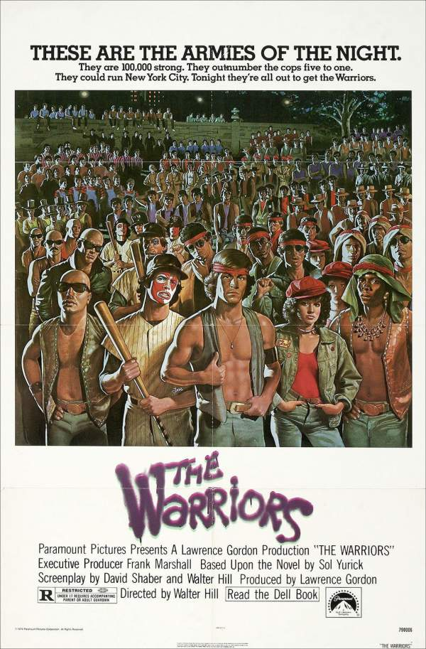 The Warriors (1979) - Walter Hill