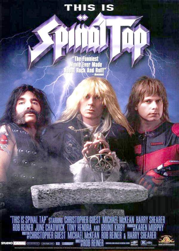 This Is Spinal Tap (1984) - Rob Reiner