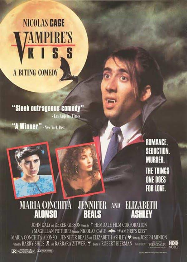 Vampire's Kiss (1988) - Robert Bierman