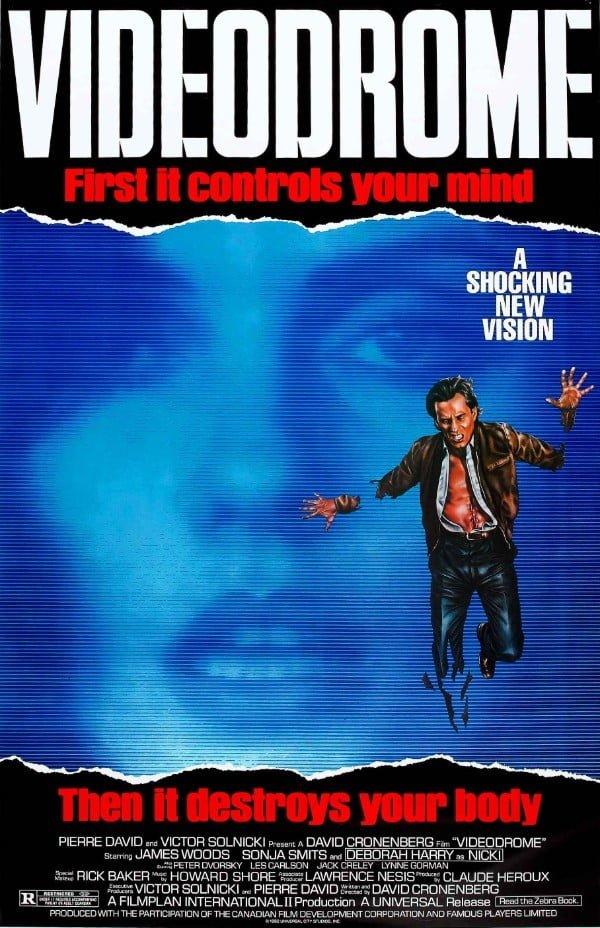 Videodrome (1983) - David Cronenberg