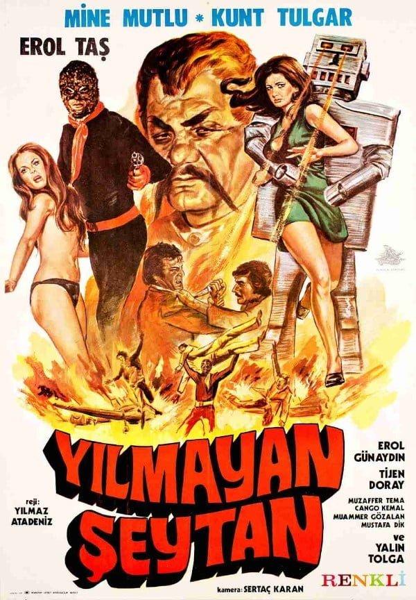 Yılmayan Şeytan (1973) - Yılmaz Atadeniz