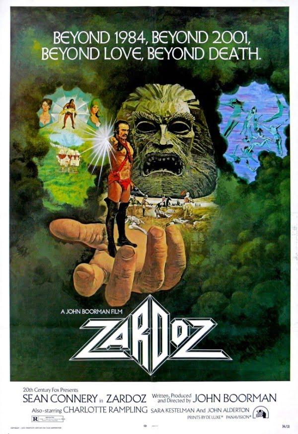 Zardoz (1974) - John Boorman