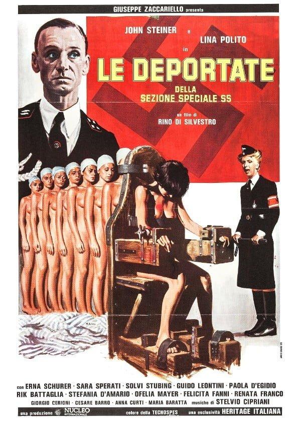 Deported Women of the SS Special Section (Le Deportate Della Sezione Speciale SS) (1976) - Rino Di Silvestro