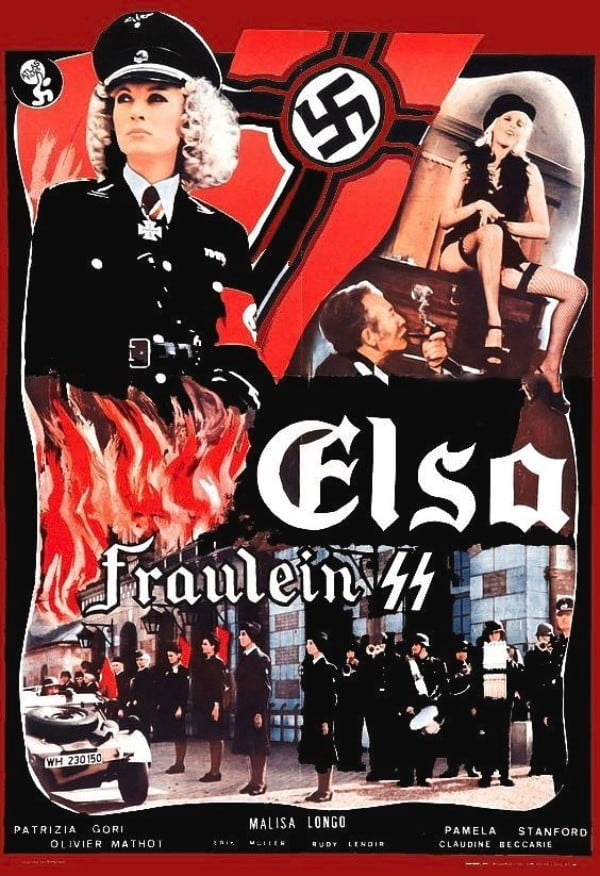 Captive Women 4 (Elsa Fräulein SS) (1977) - Patrice Rhomm