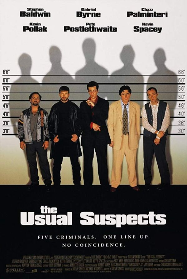 The Usual Suspects (1995) - Bryan Singer